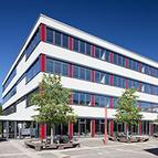 Gebäudeansicht Hochschule Kehl