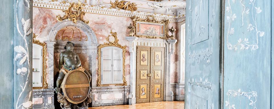 Bacchussaal Schloss Tettnang
