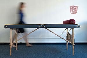 Gesundheitsförderung durch mobile Massage