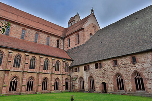 Der Kreuzgang des Klosters Alpirsbach (Foto: SSG, Markus Schwerer)