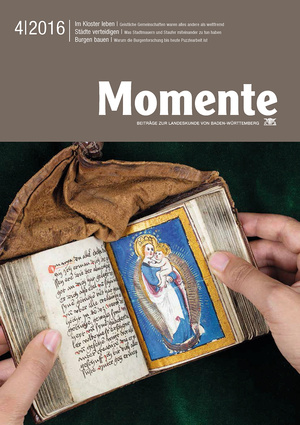Titel Momente 4|2016