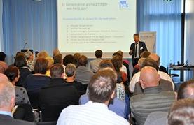 Tipps für die Gemeinderatsarbeit gibt Friedhelm Werner
