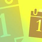 Kalenderblätter Bühne Detailseite