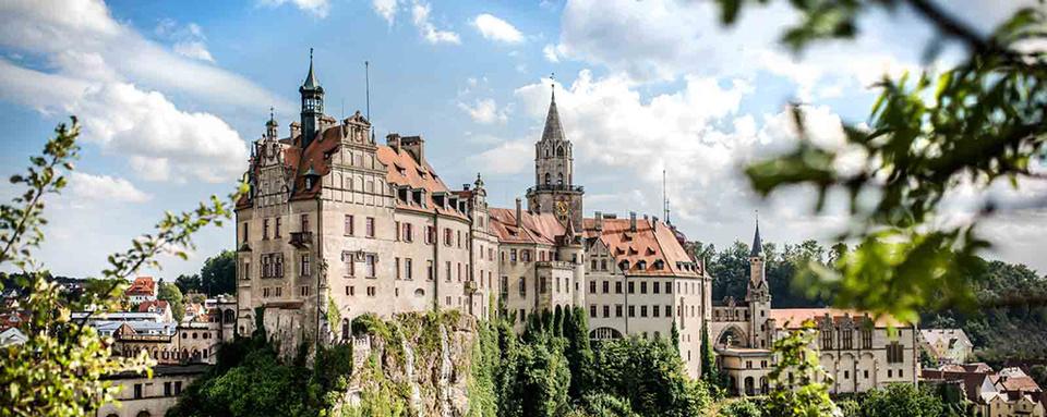 Schloss Sigmaringen (Foto: Schloss Sigmaringen, Melanie Straub)