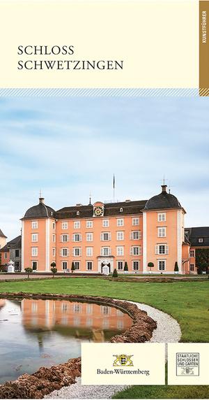 Titelbild Kunstführer Schloss Schwetzingen