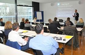 Bild eines Fachforums beim Symposium 2018