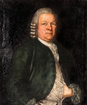 Christian Thran, Gemälde aus der Werkstatt von Johann Ludwig Kisling, 1769