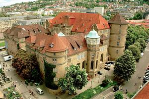 """Im Stuttgarter Alten Schloss wird die """"Schwaben""""-Ausstellung gezeigt."""