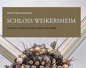 Neue Publikation über Schloss Weikersheim erschienen