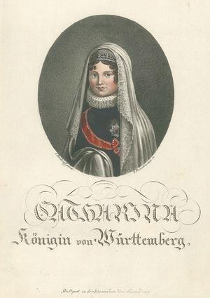 Katharina Pawlowna (1788 bis 1819)