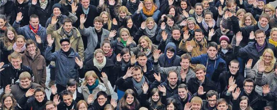 Jubiläumsmagazin Hochschulen