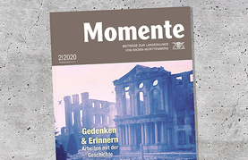 Titelbild von Momente 2/2020