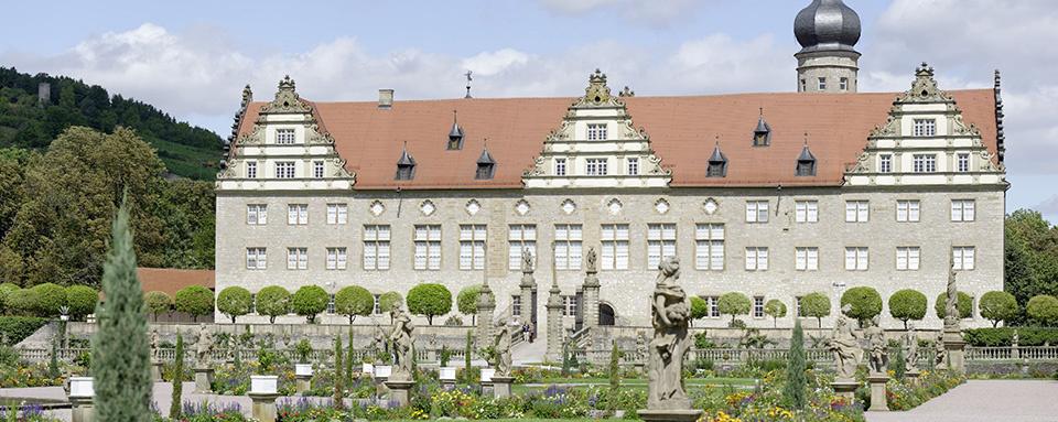 Schloss Weikersheim (Foto: Staatliche Schlösser und Gärten Baden-Württemberg, Niels Schubert)