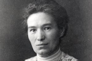 Laura Schradin (1878 bis 1937) (Foto: Heimatmuseum Reutlingen)