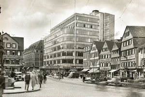 Das Kaufhaus Breuninger im Jahr 1930.