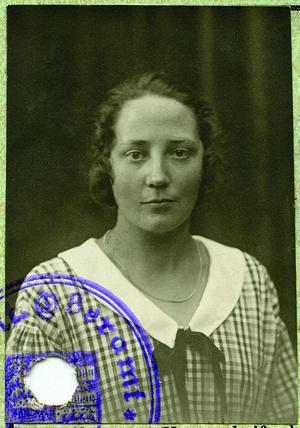 Anna Brommer (1900 bis 1993)
