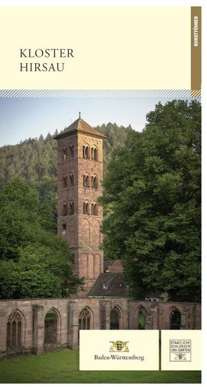 Titelbild Kunstführer Kloster Hirsau