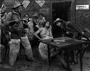 """Szene aus """"Bull Arizona – Der Wüstenadler"""" von 1919. (Foto: Deutsche Kinemathek)"""