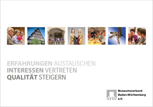 Imagebroschüre Museumsverband BW e.V.