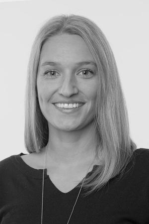 Mitarbeiterin im Kongressbereich: Nicole Osman