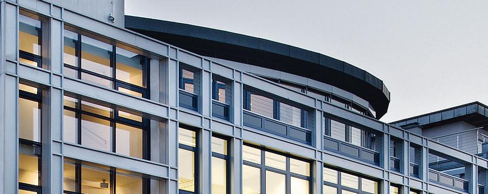 Bild des Unternehmensgebäudes