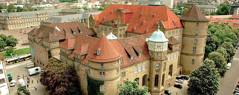 """Im Stuttgarter Alten Schloss wird die """"Schwaben""""-Ausstellung gezeigt. (Foto: LMW, Zwietasch/Frankenstein)"""