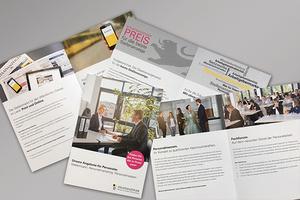 Broschüre Unsere Angebote für Personaler