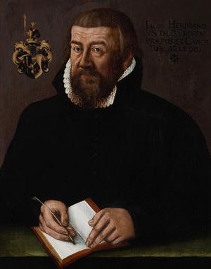 Jacob Heerbrand (1521 bis 1600)