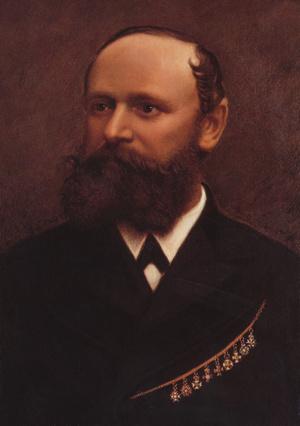 Arnold Staub (1820 bis 1882)