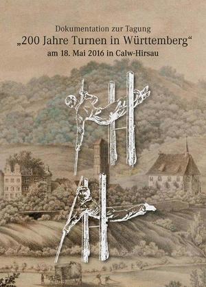 Titel 200 Jahre Turnen in Württemberg