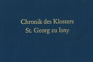 Titel Chronik des Klosters St. Georg zu Isny