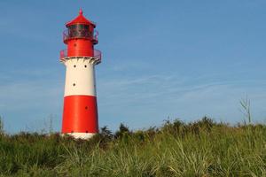 Bild eines Leuchtturms