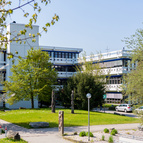 Ansicht Hochschule Ludwigsburg