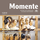 Titel Momente 1|2018