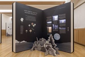 Ausstellung über das Leben der Dichterin Annette von Droste-Hülshoff (Foto: DBCO BOK+Gärtner, Roland Borgmann)