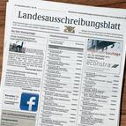 Landesausschreibungsblatt