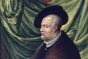 Herzog Ulrich von Württemberg, Ende des 16. Jahrhunderts gemalt von einem Stuttgarter Hofmaler (Foto: Landesmuseum Württemberg, Zwietasch/Frankenstein)