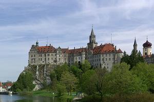 Schloss Sigmaringen (Foto: Wikimedia CC-BY-SA Berthold Werner)