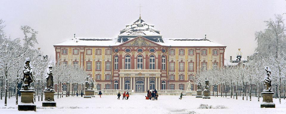 Schloss Bruchsal (Foto: Staatliche Schlösser und Gärten Baden-Württemberg)