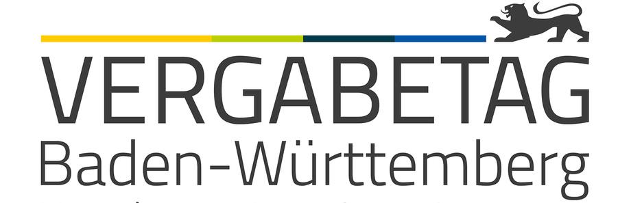 Logo Vergabetag Baden-Württemberg