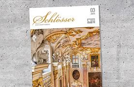 Titelbild der Ausgabe Schlösser 2/2019