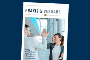 Titel Praxis+Vergabe 02/2020