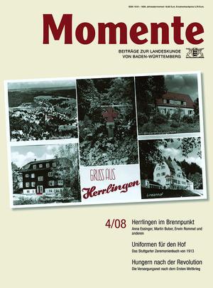 Titel Momente 4|2008