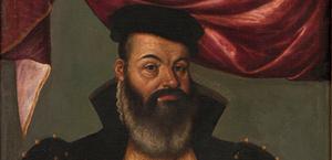 Porträt Herzog Christophs von Württemberg