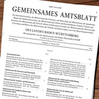 Gemeinsames Amtsblatt
