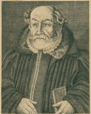 Jacob Andreae (Foto: Universitätsbibliothek Tübingen)