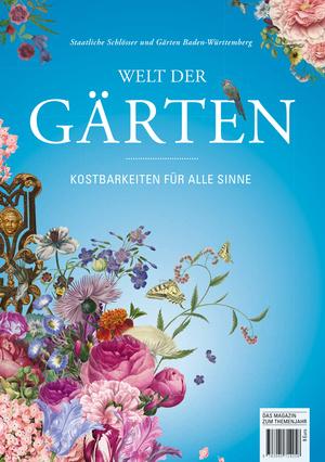 Titel Magazin Welt der Gärten