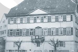 Titel Herrenberg im Nationalsozialismus