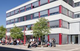 Gebäude der Hochschule Kehl