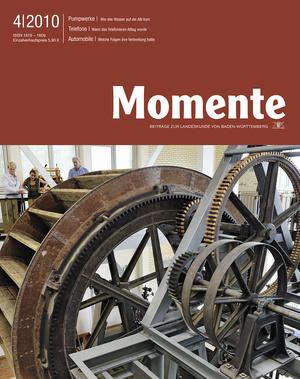 Titelbild Momente 4|2010